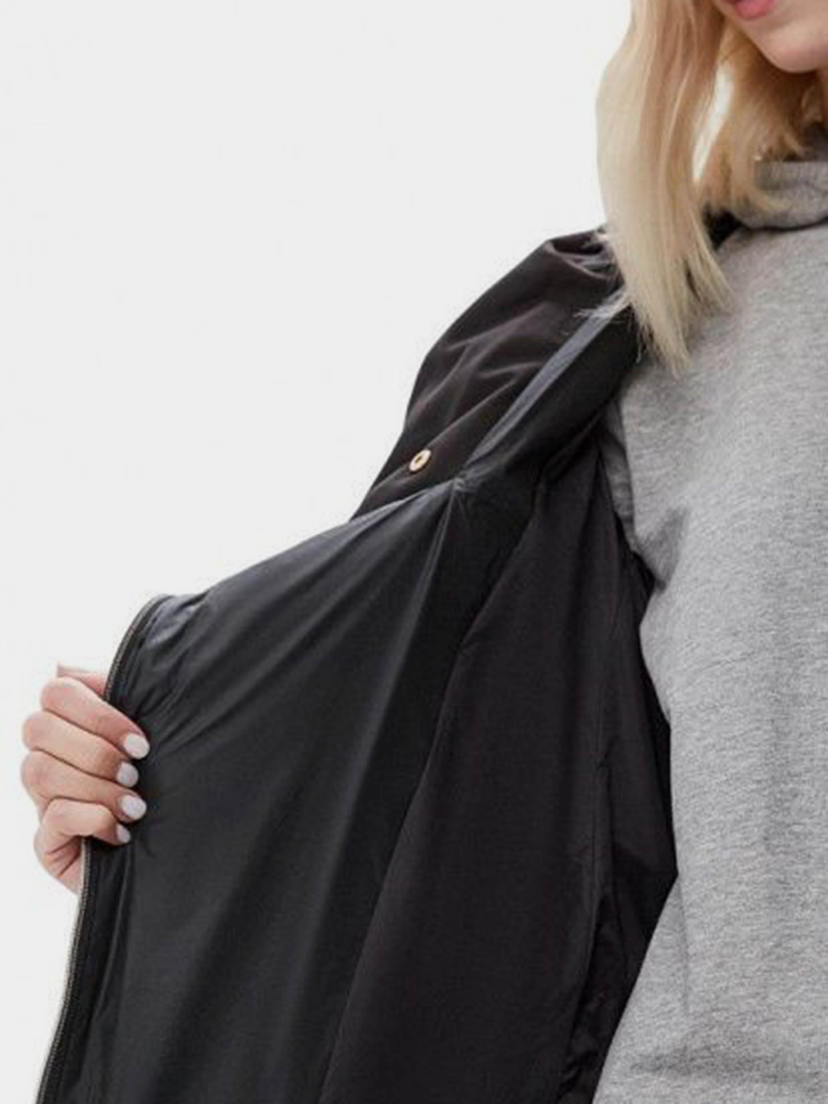 Пальто пуховое женские EA7 модель 7P6 купить, 2017