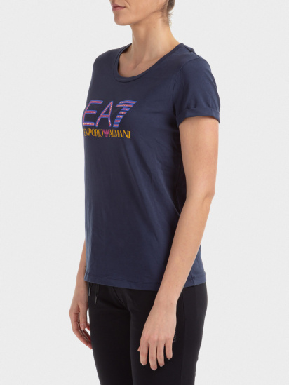 Футболка женские EA7 модель 3HTT30-TJ12Z-1554 , 2017