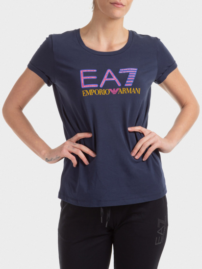Футболка женские EA7 модель 3HTT30-TJ12Z-1554 характеристики, 2017