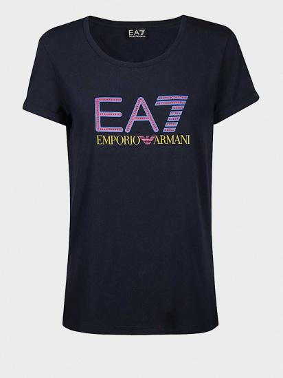 Футболка женские EA7 модель 3HTT30-TJ12Z-1554 цена, 2017