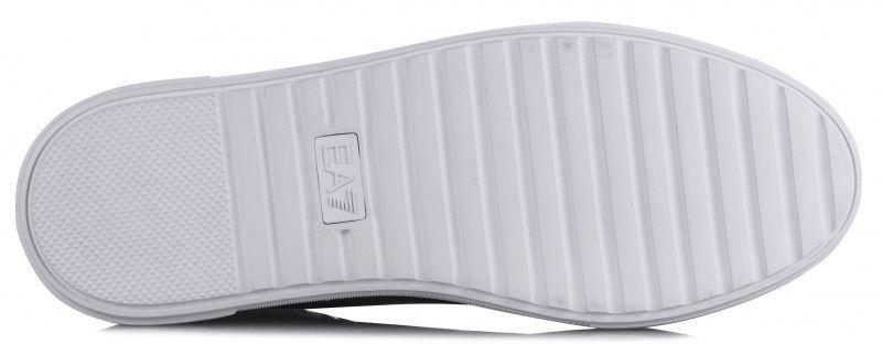 Ботинки для женщин EA7 UNISEX LEATHER SNEAKER 7S2 купить, 2017