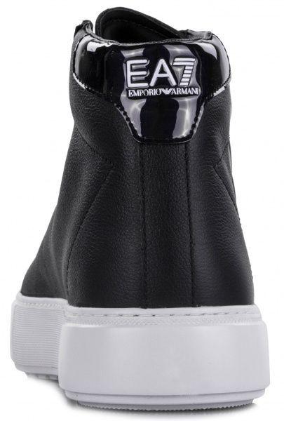 Ботинки для женщин EA7 UNISEX LEATHER SNEAKER 7S2 цена обуви, 2017