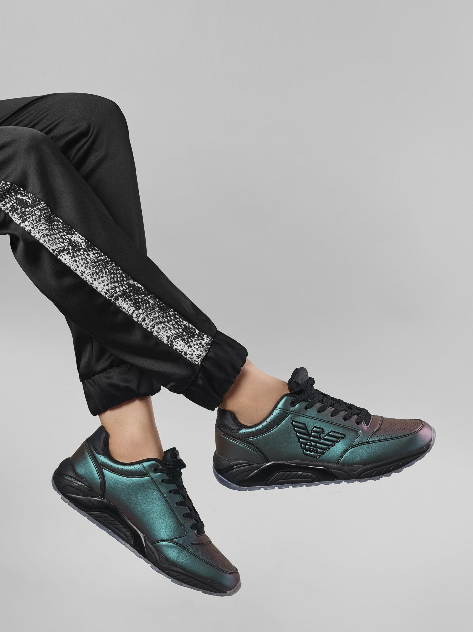 Кроссовки для женщин EA7 7S22 купить в Интертоп, 2017
