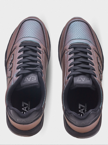 Кроссовки для женщин EA7 7S22 брендовые, 2017