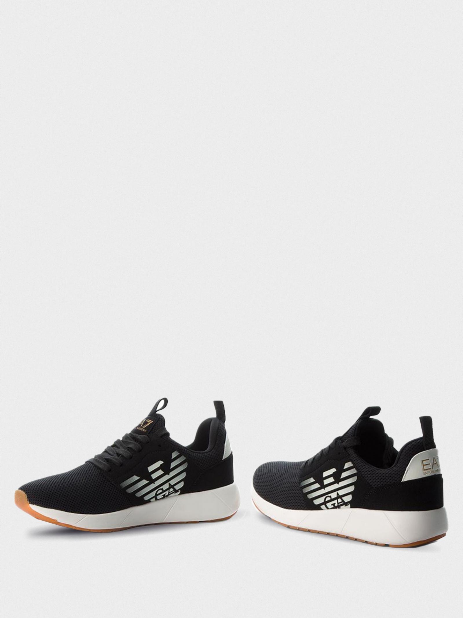 Кроссовки для женщин EA7 7S25 цена, 2017