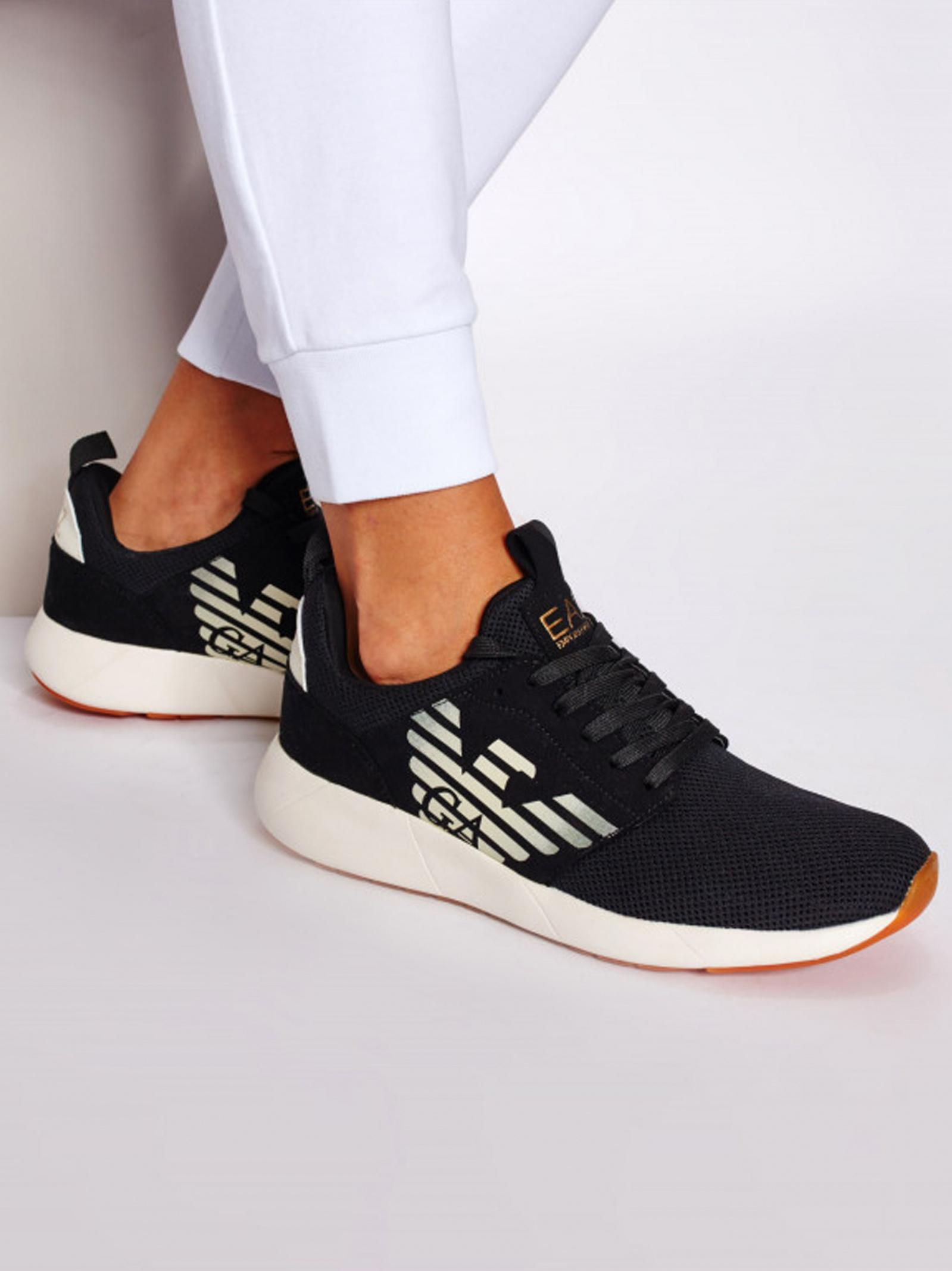 Кроссовки для женщин EA7 7S25 размерная сетка обуви, 2017