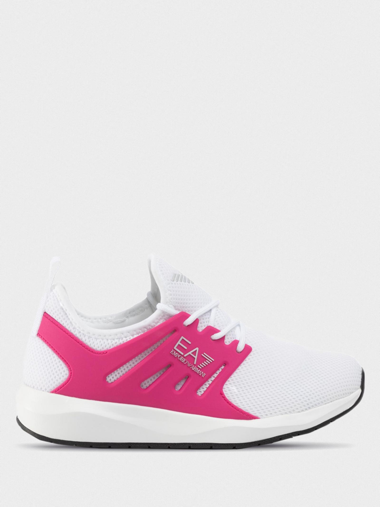 Кроссовки для женщин EA7 7S27 брендовые, 2017