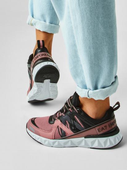 Кросівки для міста EA7 модель X8X055-XK135-N067 — фото 6 - INTERTOP