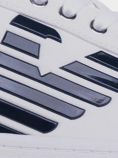 Кеди низькі EA7 модель X8X001-XK124-B139 — фото 7 - INTERTOP