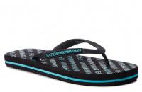 Вьетнамки для женщин EA7 UNISEX PVC/PLASTIC SHOES BEACH 7S5 размерная сетка обуви, 2017