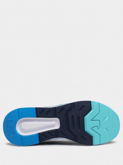 Кросівки для міста EA7 модель X8X070-XK165-N342 — фото 4 - INTERTOP
