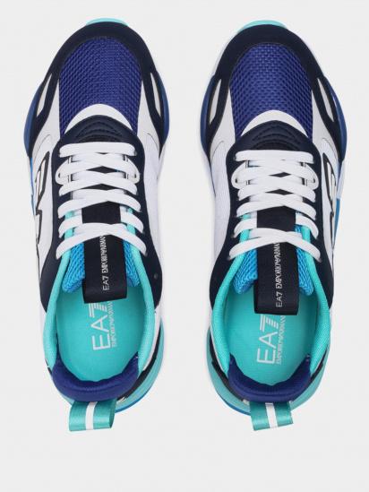 Кросівки для міста EA7 модель X8X070-XK165-N342 — фото 5 - INTERTOP
