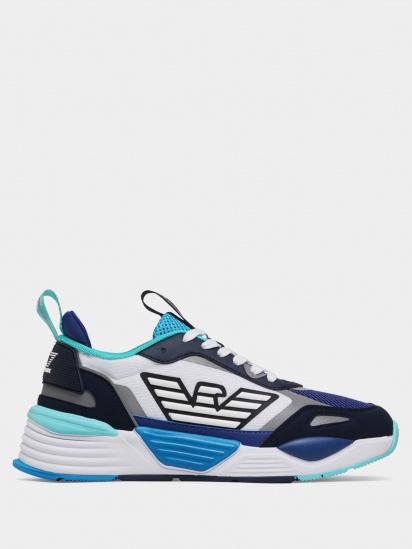 Кросівки для міста EA7 модель X8X070-XK165-N342 — фото - INTERTOP