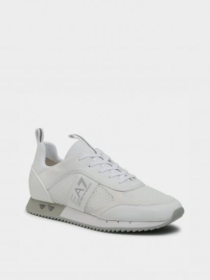 Кросівки для міста EA7 модель X8X027-XK050-00175 — фото 3 - INTERTOP