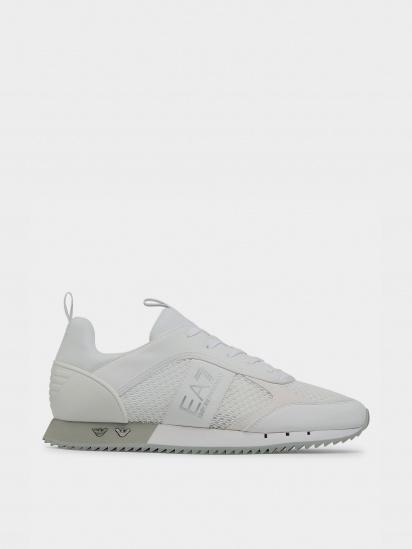 Кросівки для міста EA7 модель X8X027-XK050-00175 — фото - INTERTOP
