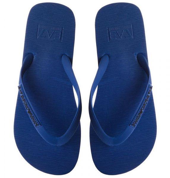 Вьетнамки для женщин EA7 UNISEX PVC/PLASTIC SHOES BEACH 7S6 брендовая обувь, 2017