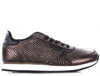 женская обувь Woden бронзового цвета приобрести, 2017