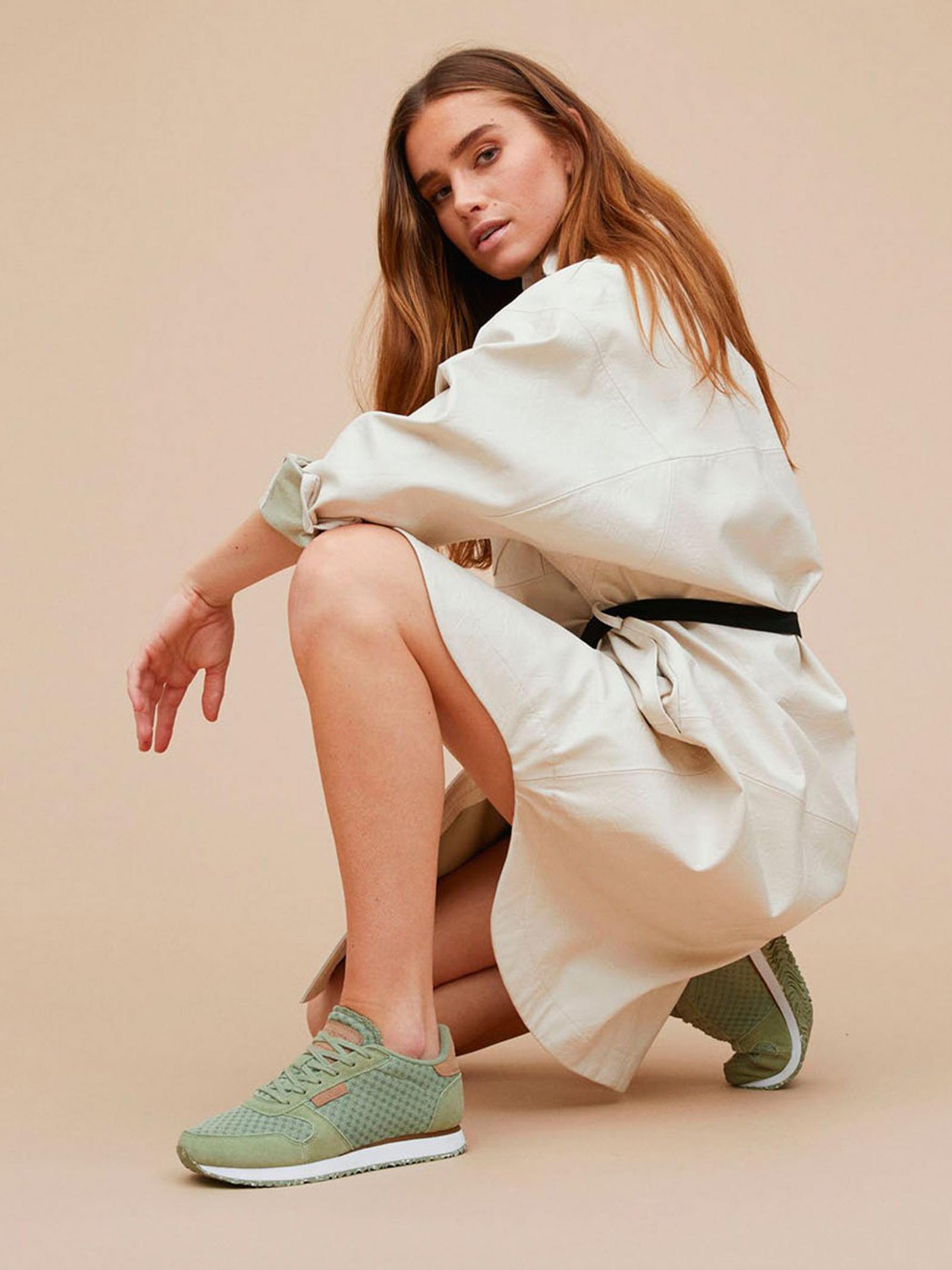 Кросівки  жіночі Woden Ydun Suede Mesh WL028 306 купити, 2017