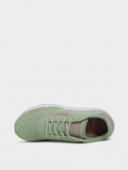 Кросівки  жіночі Woden Ydun Suede Mesh WL028 306 фото, купити, 2017