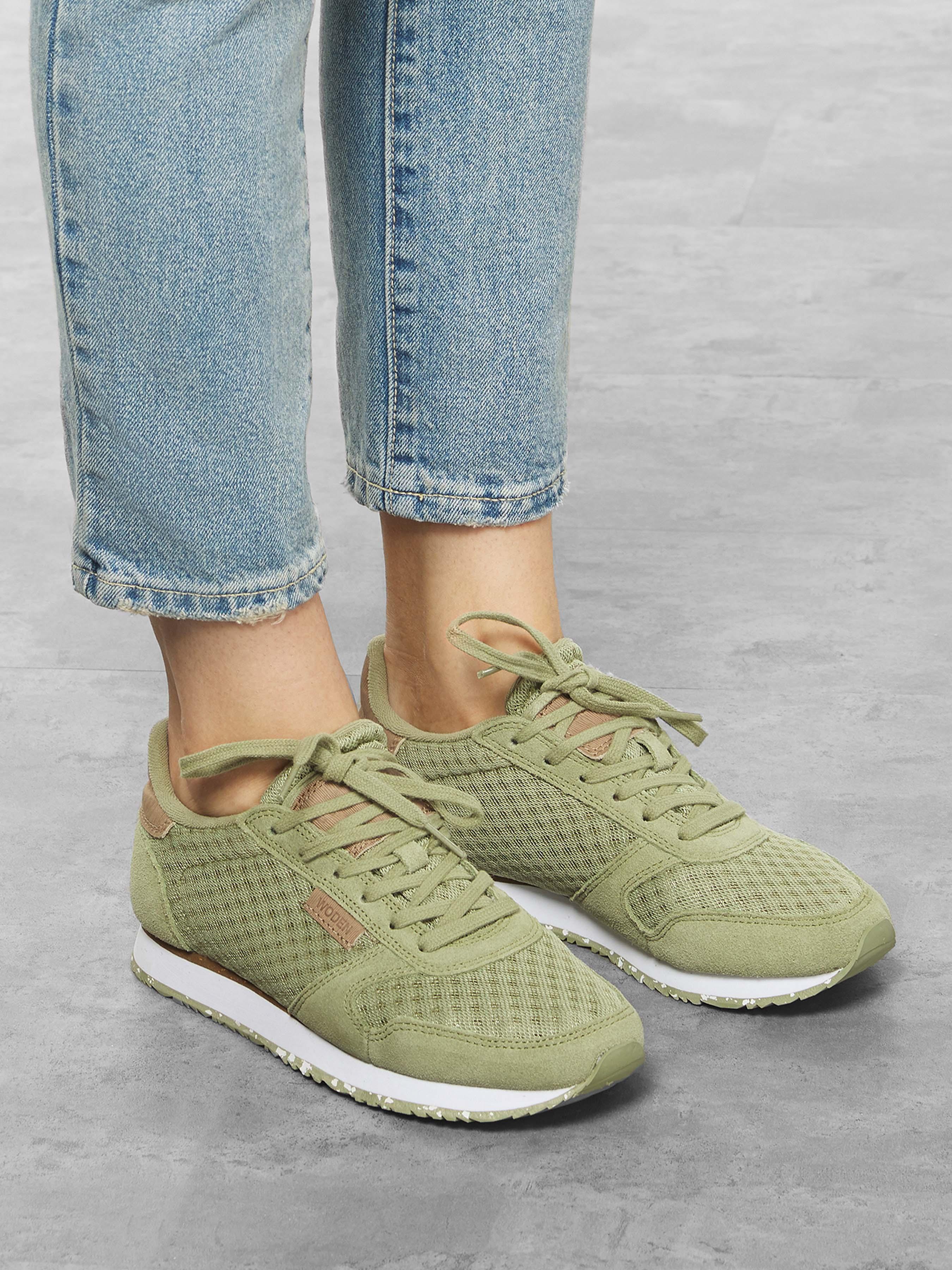 Кросівки  жіночі Woden Ydun Suede Mesh WL028 306 ціна взуття, 2017
