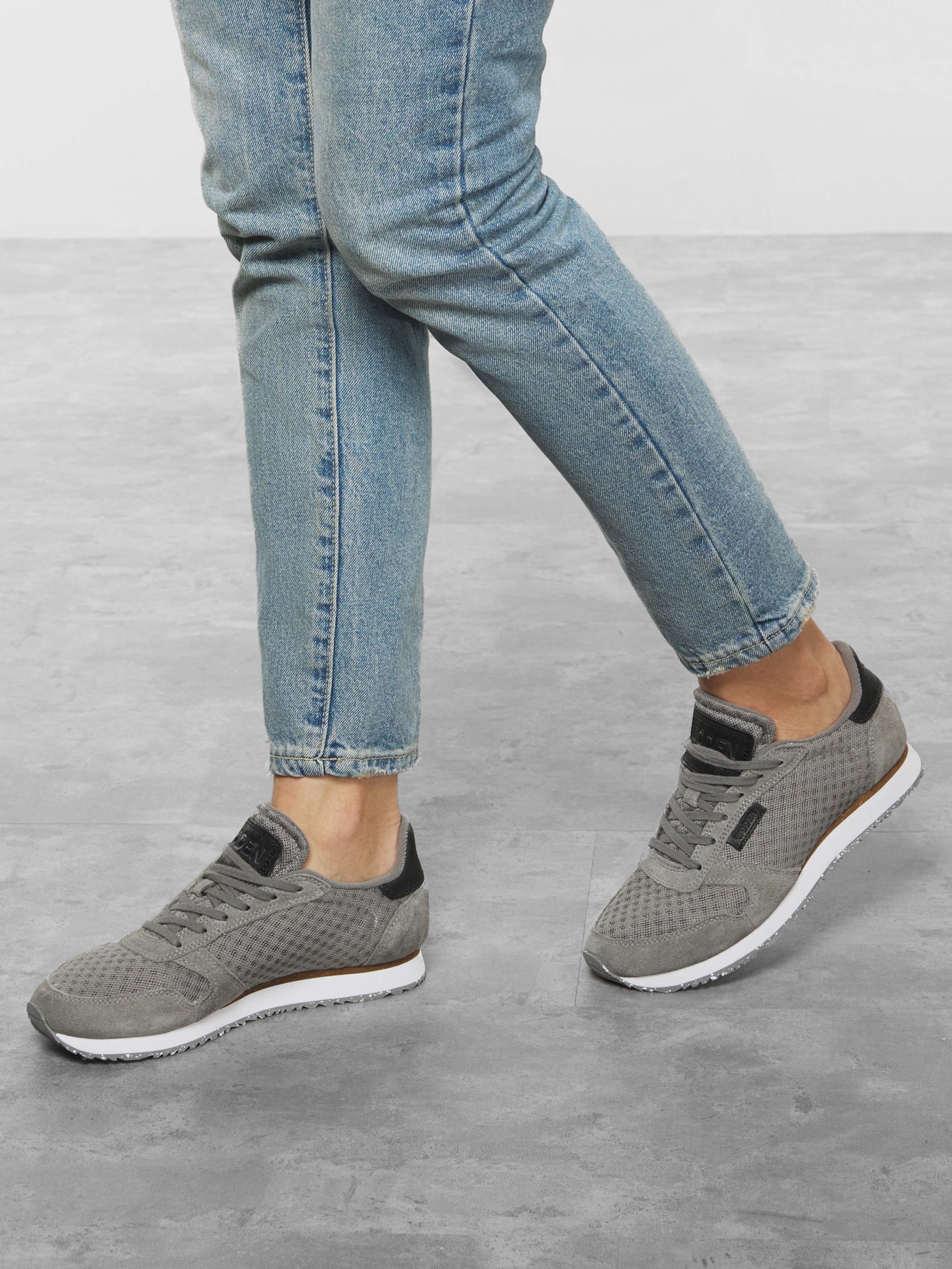 Кросівки  жіночі Woden Ydun Suede Mesh WL028 040 ціна взуття, 2017