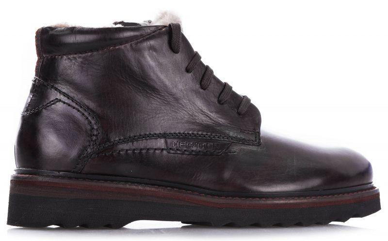 Ботинки мужские DANIEL HECHTER 7W3 купить в Интертоп, 2017