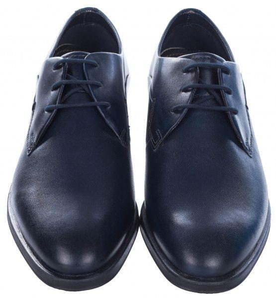 Туфли мужские DANIEL HECHTER 7W4 размеры обуви, 2017