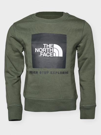 Світшот The North Face Box Drew Peak модель NF0A37FYNYC1 — фото - INTERTOP