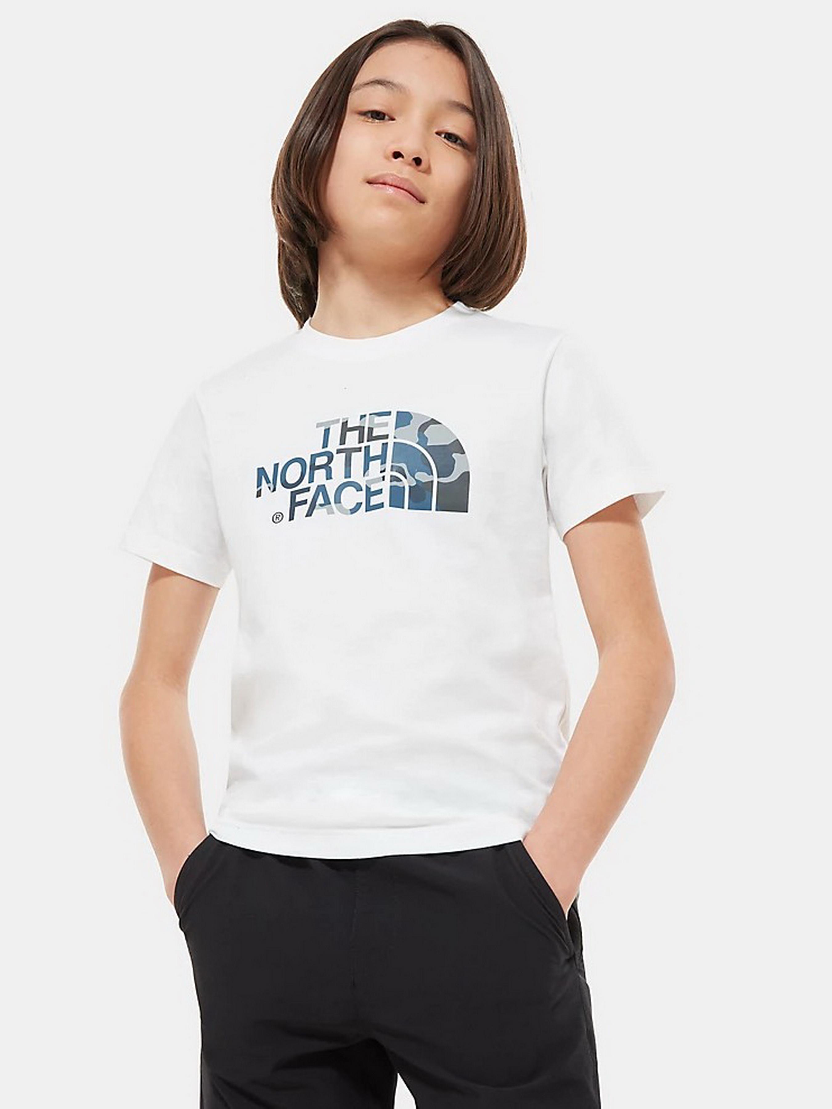 Футболка детские The North Face модель 7Y138 цена, 2017