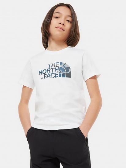 Футболка The North Face Easy модель NF00A3P7QH01 — фото 2 - INTERTOP