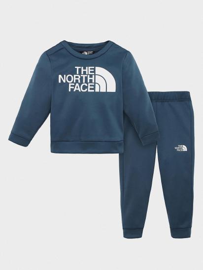 Спортивний костюм The North Face Surgent Crew модель NF0A4CBQN4L1 — фото - INTERTOP