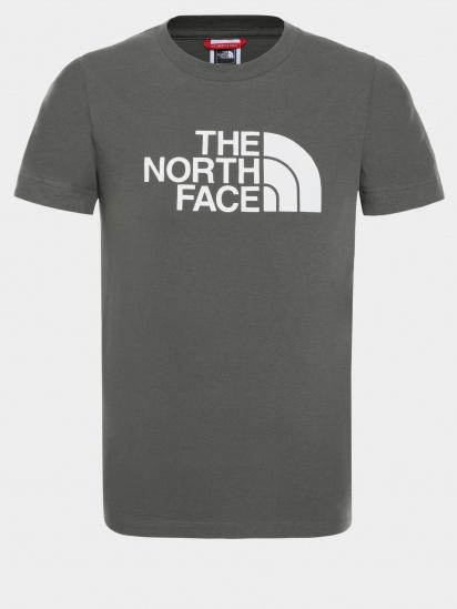 Футболка The North Face EASY модель NF00A3P7KR51 — фото - INTERTOP