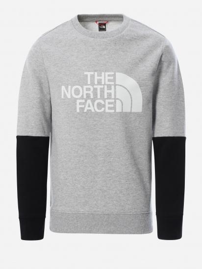 Світшот The North Face  Drew Peak модель NF0A492XDYX1 — фото - INTERTOP