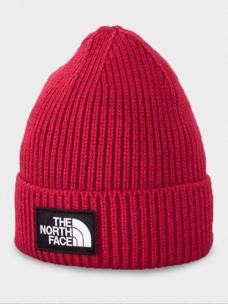 Купить Шапка женские модель 7Z10, The North Face, Красный