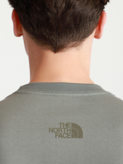 Футболка The North Face Steep Tech модель NF0A52ZFV381 — фото 3 - INTERTOP