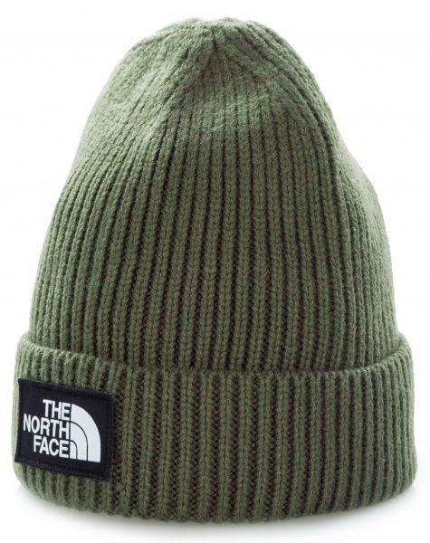 Купить Шапка женские модель 7Z8, The North Face, Зеленый