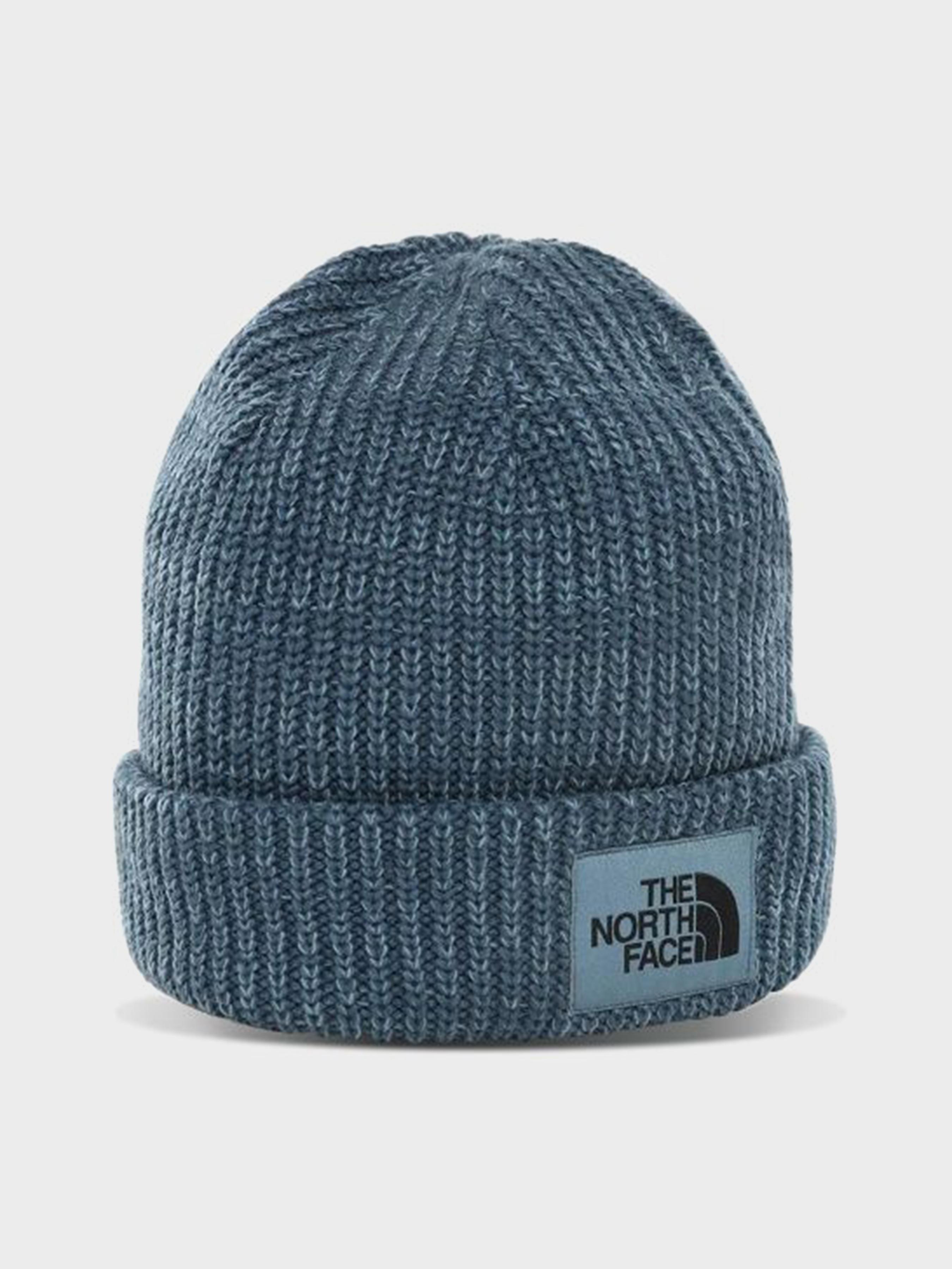 Купить Шапка женские модель 7Z99, The North Face, Синий