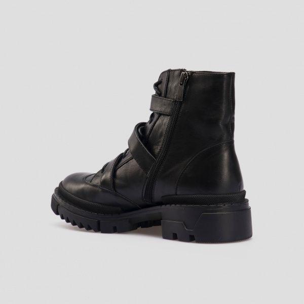 Ботинки для женщин Ботинки 80100120-8 чорна шкіра 80100120-8 купить в Интертоп, 2017