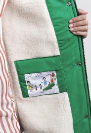 Куртка женские Dasti модель 804DS201867127 , 2017