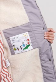 Куртка женские Dasti модель 804DS201867153 приобрести, 2017