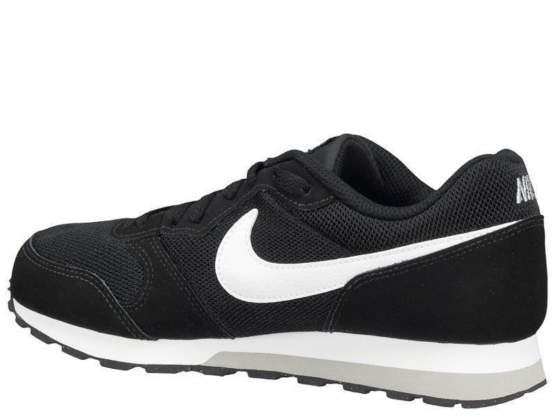 Кроссовки для детей NIKE MD RUNNER 2 (GS) Black 807316-001 размеры обуви, 2017