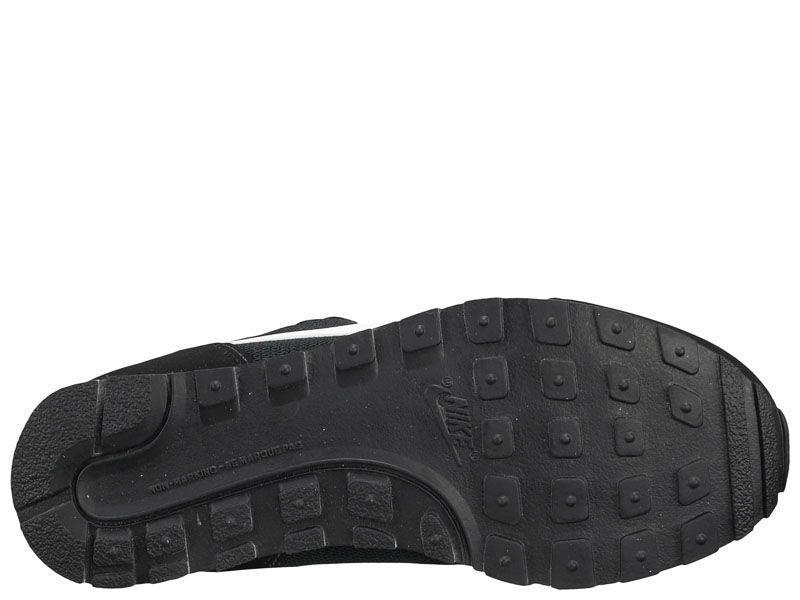 Кроссовки детские NIKE MD RUNNER 2 (GS) Black 807316-001 размерная сетка обуви, 2017