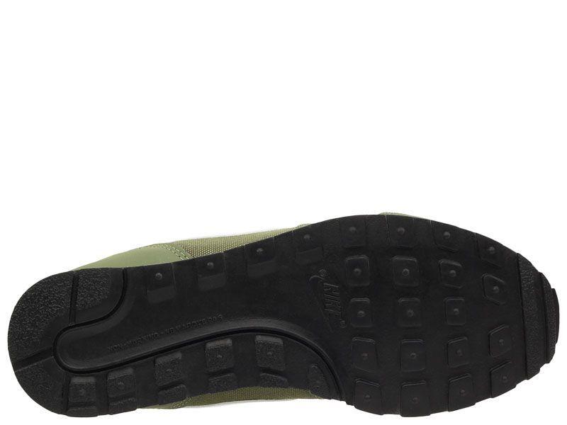 Кроссовки детские NIKE MD RUNNER 2 (GS) Khaki 807316-201 размерная сетка обуви, 2017