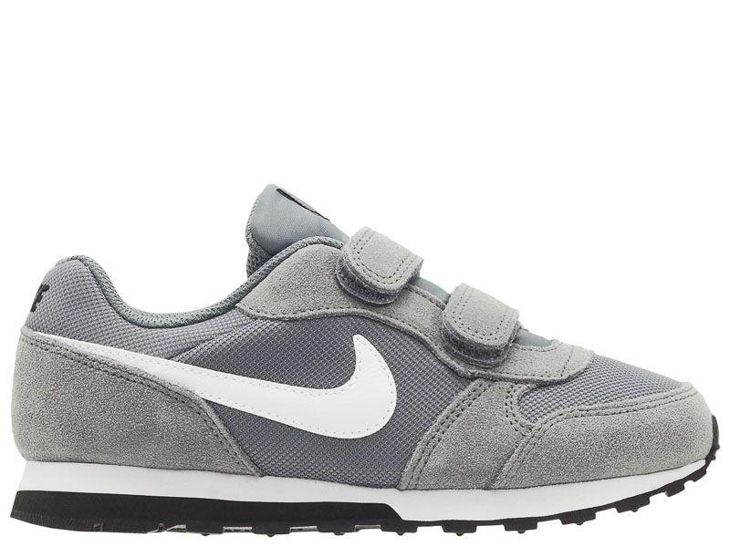 Купить Кроссовки детские NIKE MD RUNNER 2 (PSV) Grey 807317-002, Серый