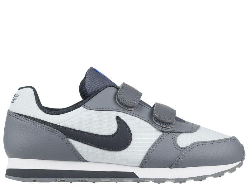 Кроссовки для детей NIKE MD RUNNER 2 (PSV) Grey AS 807317-015 брендовая обувь, 2017