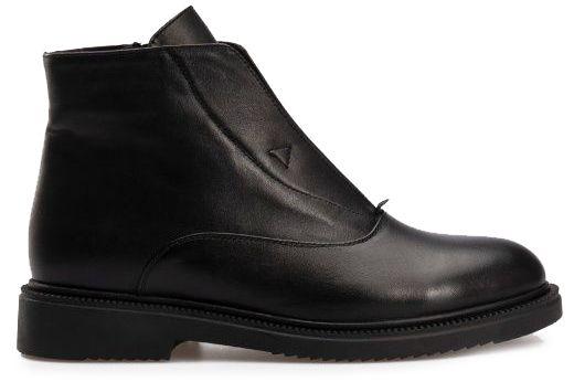 Ботинки женские Ботинки 809761620 черная кожа. Байка 809761620 купить в Интертоп, 2017