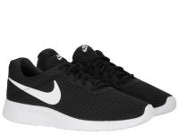 Кроссовки мужские NIKE TANJUN Black/white 812654-011 цена обуви, 2017