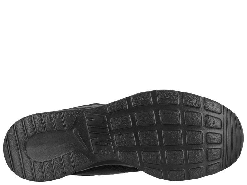Кроссовки для женщин WMNS NIKE TANJUN Black/Black 812655-002 примерка, 2017