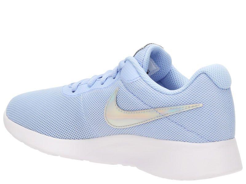 Кроссовки женские WMNS Nike Tanjun Blue AS 812655-406 модная обувь, 2017