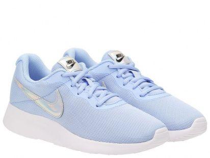 Кроссовки женские WMNS Nike Tanjun Blue AS 812655-406 брендовая обувь, 2017